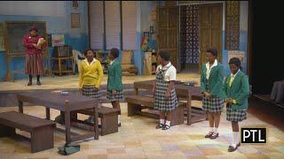 On Stage: School Girls