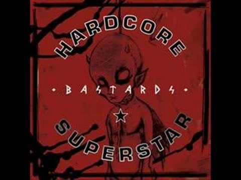 Клип Hardcore Superstar - Bastards