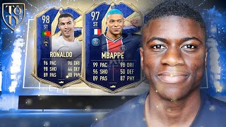88 POGBA IF GEPACKT!! LIVE TOTY UPGRADE PACKS KLAARZETTEN & PACKS OPENEN!! | ARISTOTE NDUNU