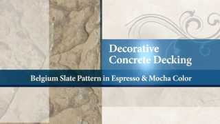 NPT Decorative Concrete