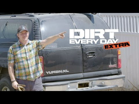 Overlanding Project Vehicle: The Best Rear Doors - Dirt Every Day Extra