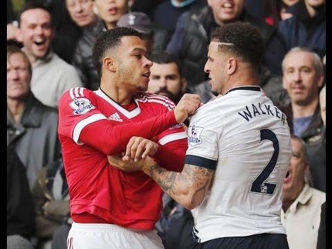 Premier League Fights, Brawls & Red Cards in season 2015/2016
