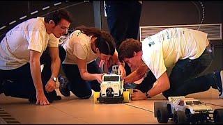 Robotverseny a Műszaki Egyetemen