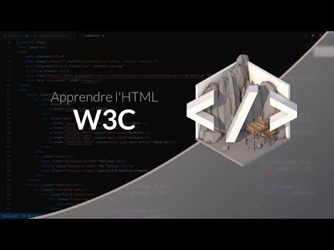 Apprendre l'HTML : Chapitre 15, Qu'est ce que le W3C ?
