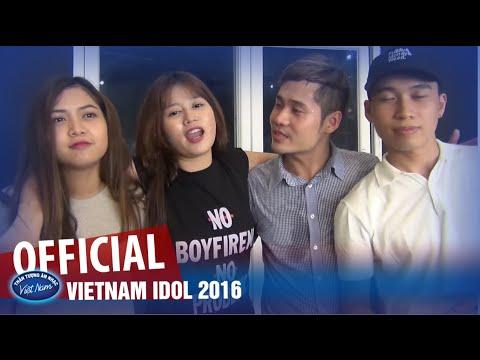 VIETNAM IDOL 2016 - Y LUX, THẢO NHI, MINH TRỊ, QUANG ĐẠT CHÚC MỪNG TOP 2