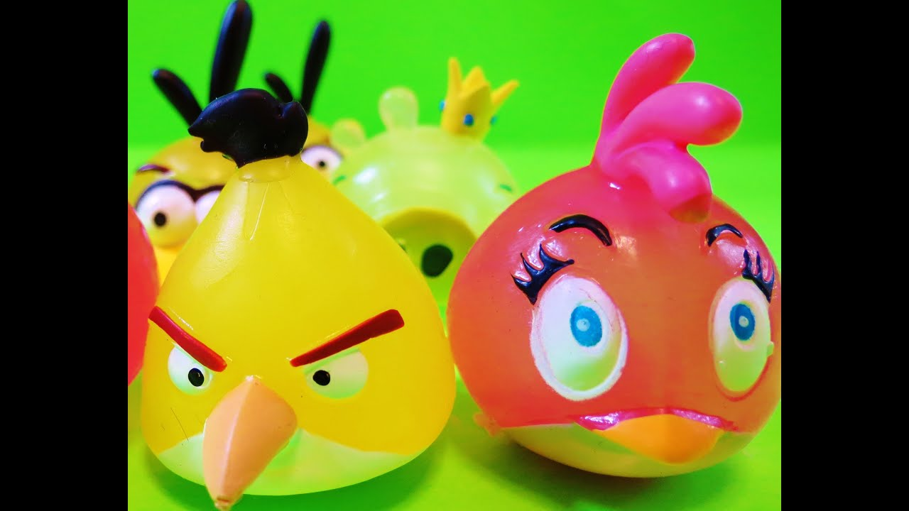 Squishy Bird Toys : squishy bird toy