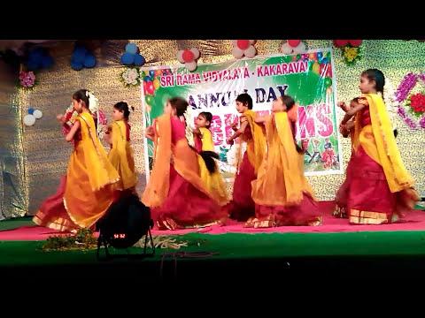O nirmala bathukamma dance