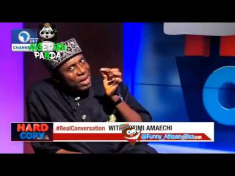 Interview with Governor Amaechi