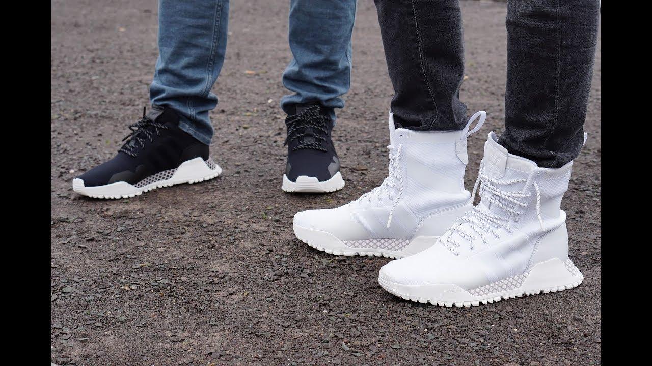 faccf8ce65d1 On-Feet adidas AF 1.3 PK   AF 1.4 PK - YouTube