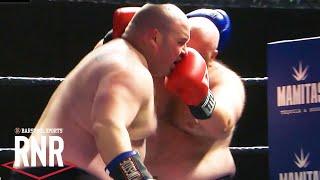 Identical Meatball Men Clash