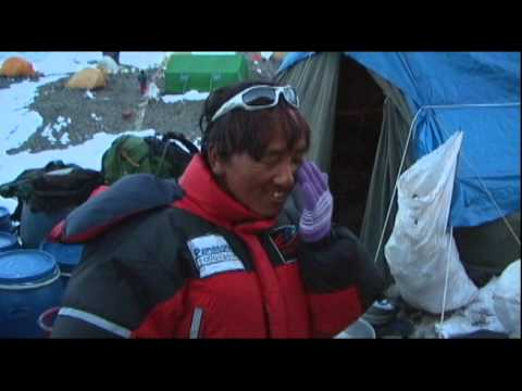 Namgyal Sherpa Interview about Sele - Everest Peace Expedition 2006