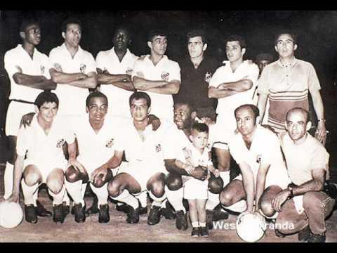 100 ANOS SANTOS FUTEBOL CLUBE - História em fotos