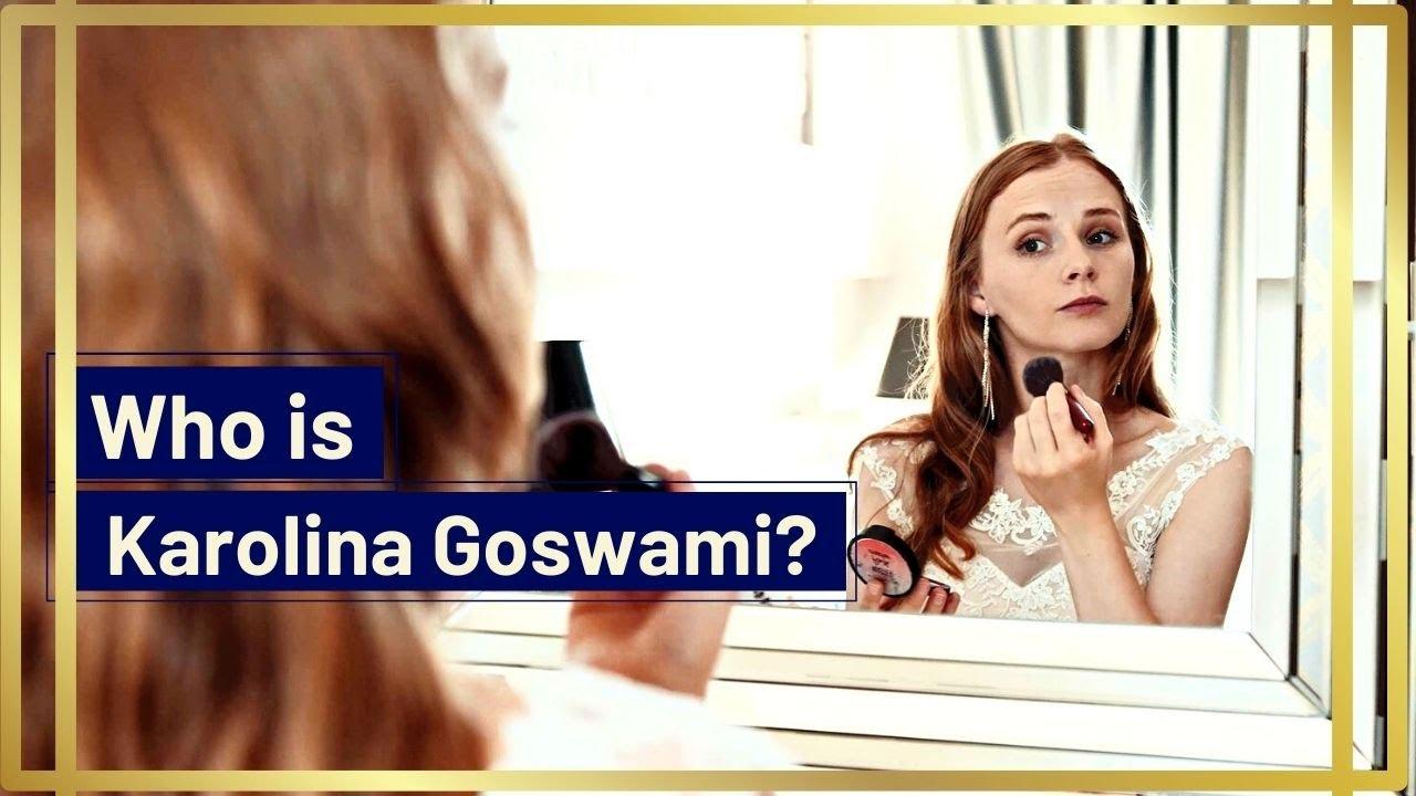 What India did to this Polish girl | Who is Karolina Goswami? Liberal? Pro-Christian? Pro-Hindu?