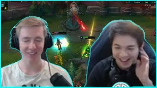 Hauntzer Shows How to Deal With Towerdivers | Froggen's Jedi Training - Best of LoL Streams #293