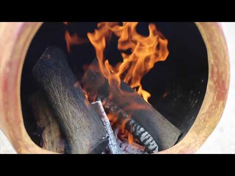 How to make the perfect fire