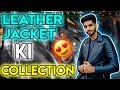 My LEATHER JACKET collection 2019! Leather jackets in cheap price for men