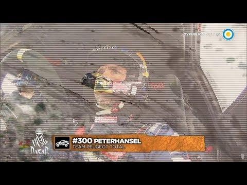 Rally Dakar : Kevin Benavides perdió el primer lugar en motos por un error en el camino