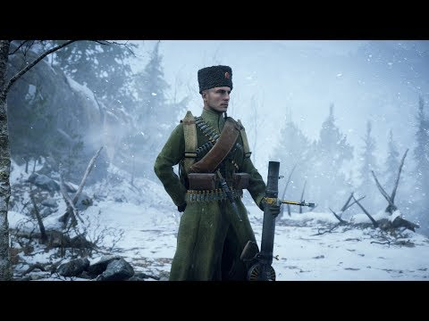 Battlefield 1 - IN THE NAME OF THE TSAR - PASSO LUPKOW - CTE Live Streaming ITA