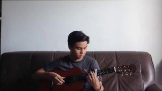 Faded (Guitar Cover) - Toàn Tín Trần