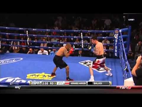 Dusty Hernandez Harrison vs Michael Balasi