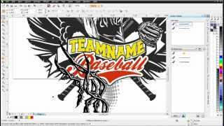 CorelDRAW X6 killer new smear tutorial you have to see to believe