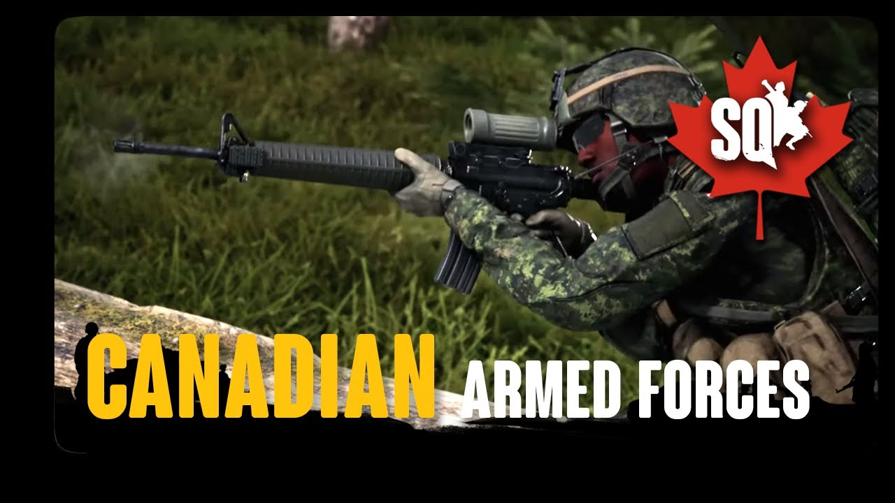 Squad: Canadian Armed Forces Trailer (July 2019)