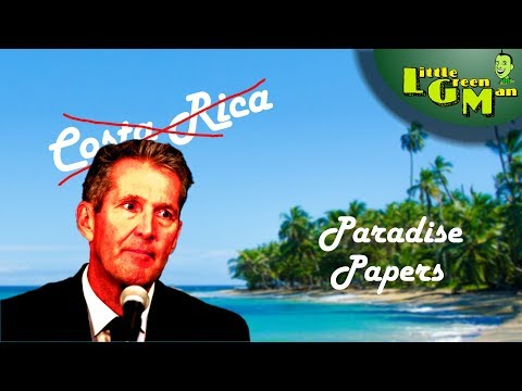 Pallister's Hollow Paradise Papers Rant