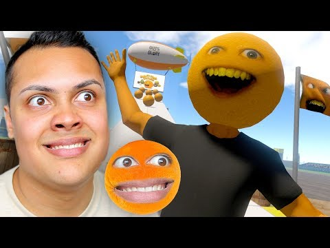THEY MADE A ANNOYING ORANGE LEVEL (Guts and Glory)