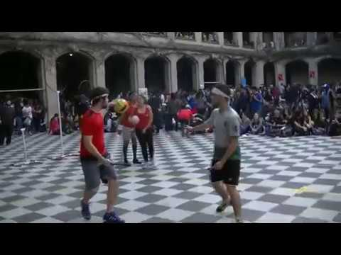 Chudley Cannons vs Holyhead Harpies en Magic Meeting 2017