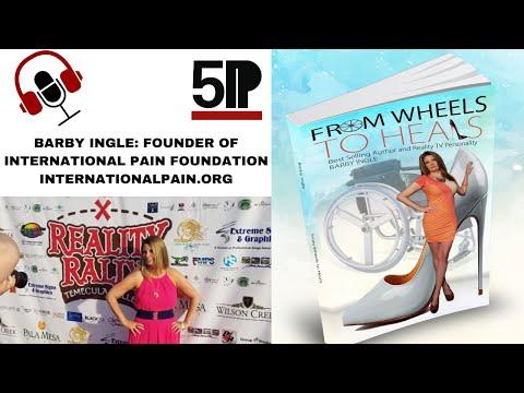barby-ingle:-founder-of-international-pain-foundation---internationalpain.org---clip-1