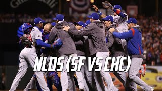 MLB | 2016 NLDS Highlights (CHC vs SF)