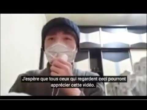 ��️_#Coronavirus Un Chinois���� de Wuhan,passe un message au monde et dénonce la vérité sur le virus