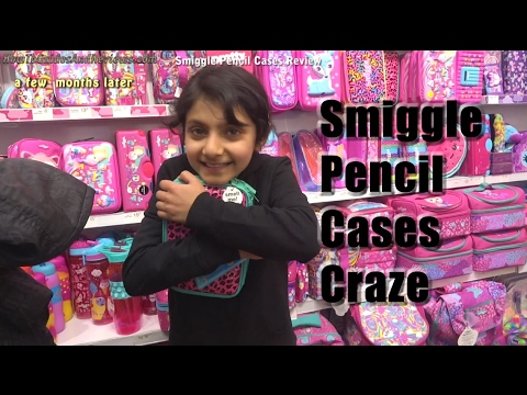 low priced c6ffd 2fb62 The Smiggle Pencil Case Children's Craze - Addicted!