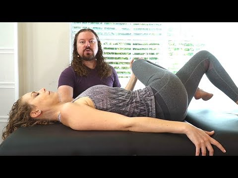 Low Back Pain Stretches, Massage & Yoga Techniques, How to Stretch at Home   Robert Gardner