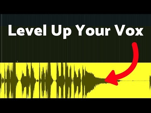 Level Up Your Vocal Mix