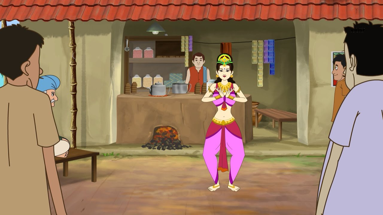 जादुई Dancer | Magical Dancer | Comedy Video | हिंदी कहानिया | Hindi Kahaniya  | Magical Video