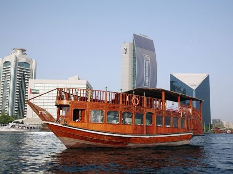 MARINA DHOW CRUISE + CREEK DHOW CRUISE + DESERT SUNSET TOUR, ALL INCLUDED WITH BIG BUS TOUR DUBAI