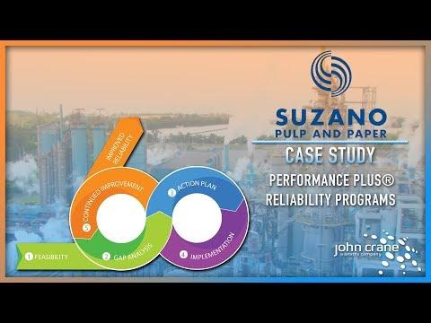 Suzano Pulp & Paper Case Study