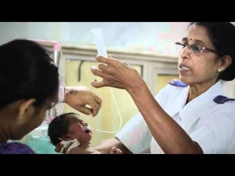 Neonatal Nursing in India - YouTube