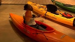 Kayaking 101: Paddling