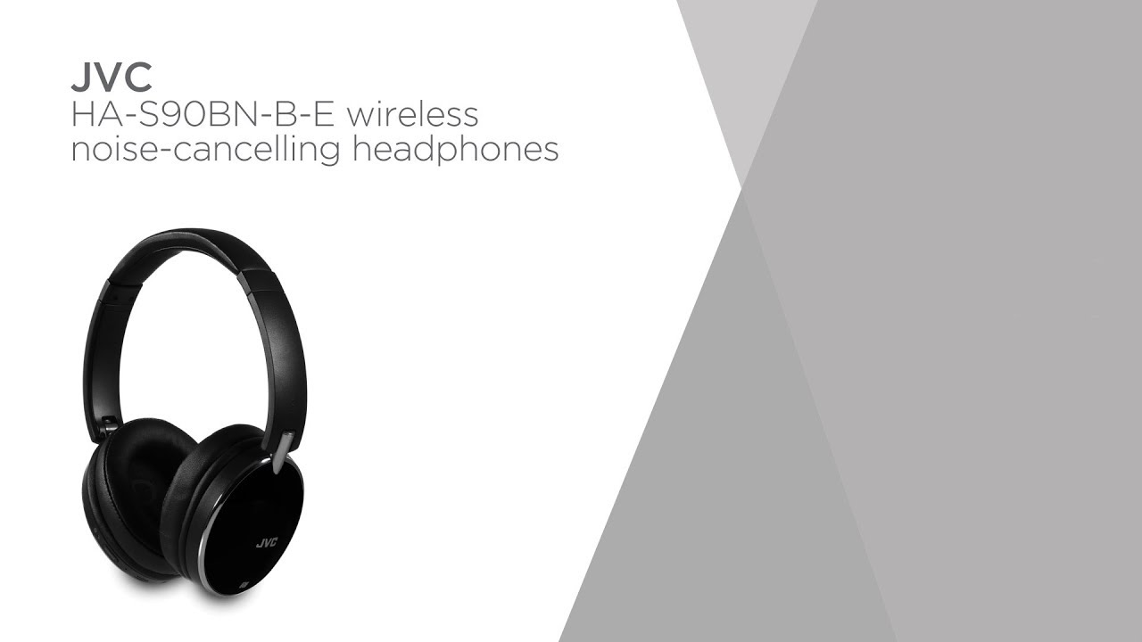 Jvc Ha S90bn B E Wireless Bluetooth Headphones Black Product