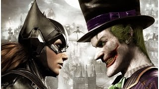 """Batgirl DLC All Cutscenes (Game Movie) """"A Matter of Family"""" 1080p HD"""