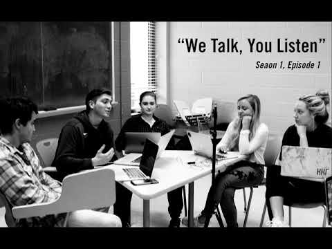 We Talk You Listen Podcast- Group 2 Mp3