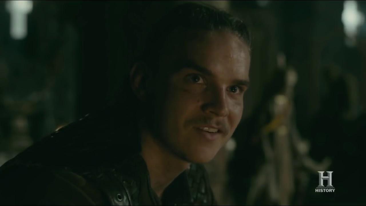 Vikings - Hvitserk Wants Ivar To Be King [Season 5 Official Scene] (5x05)  [HD]