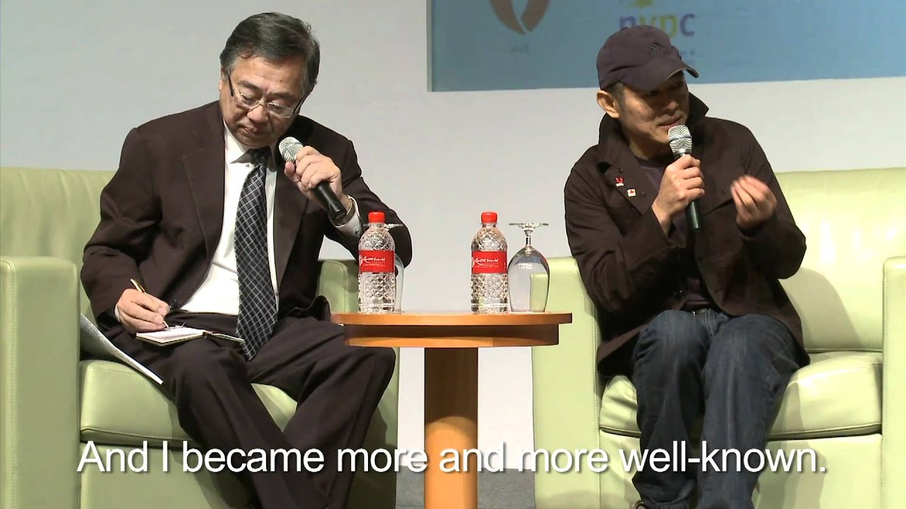 Download 21st IAVE World Volunteer Conference - Jet Li and Michelle Yeoh Lunch Plenary
