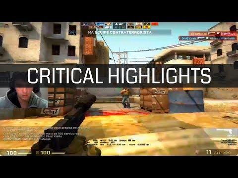 Jogador de CS:GO reedita jogada mítica de KQLY - Critical Highlights