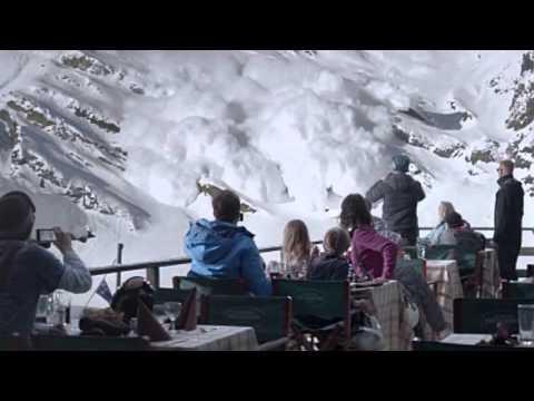Trailer do filme Força maior