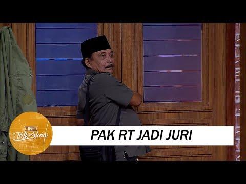 Pak RT Jadi Juri Nyanyi, Ampyuuuuun!!