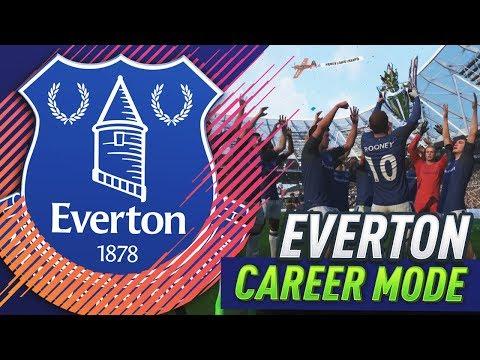 EVERTON WIN THE PREMIER LEAGUE!?! FIFA 18 EVERTON CAREER MODE #14