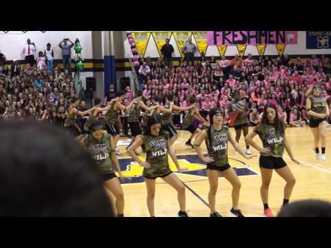 MHS BOTC 2014: Sophomore Dance, Class of 2017